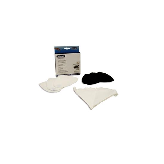 kit filtres pour friteuse delonghi 5525112900