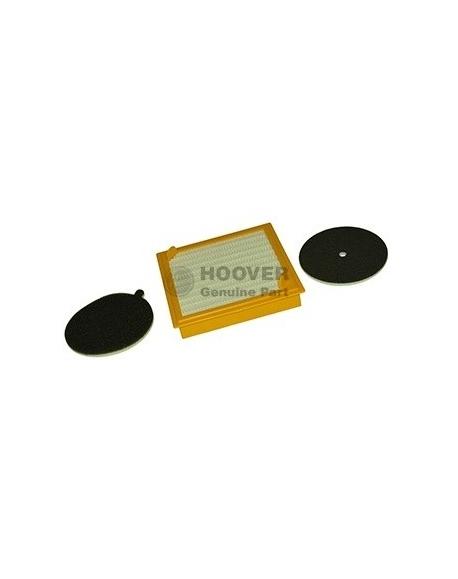 kit filtre U27 pour aspirateur HOOVER SENSORY - 09205469