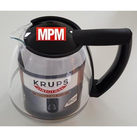 verseuse noire 15 tasses aroma cafe plus krups F5394210