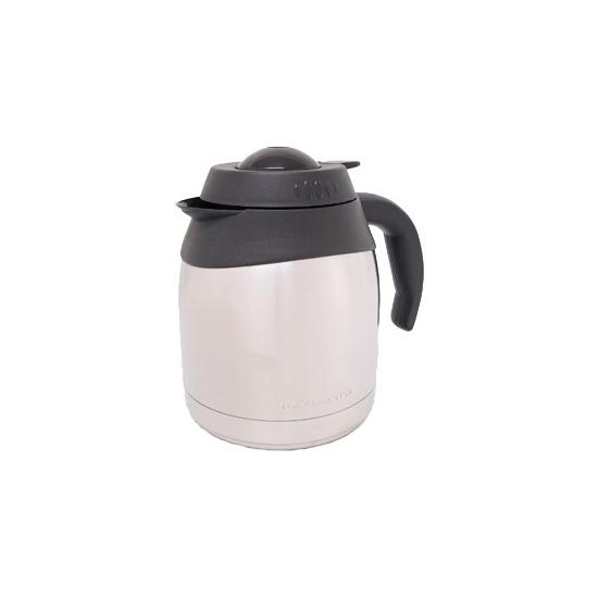 pot thermos inox noir rowenta milano therm ZI278