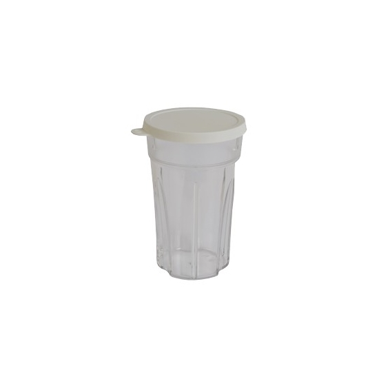 bol + couvercle blanc mini blender moulinex SS-192850