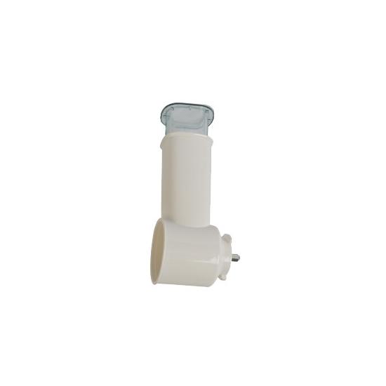 boitier rape + poussoir hachoir moulinex HV SS-989859