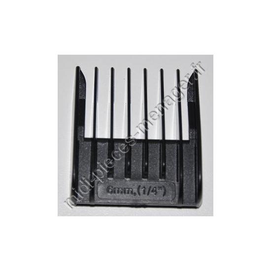 peigne sabot 6mm tondeuse calor cs-00095504