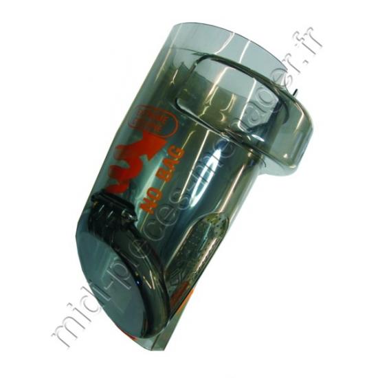 bac complet noir aspirateur rowenta air force extreme RS-RH5288