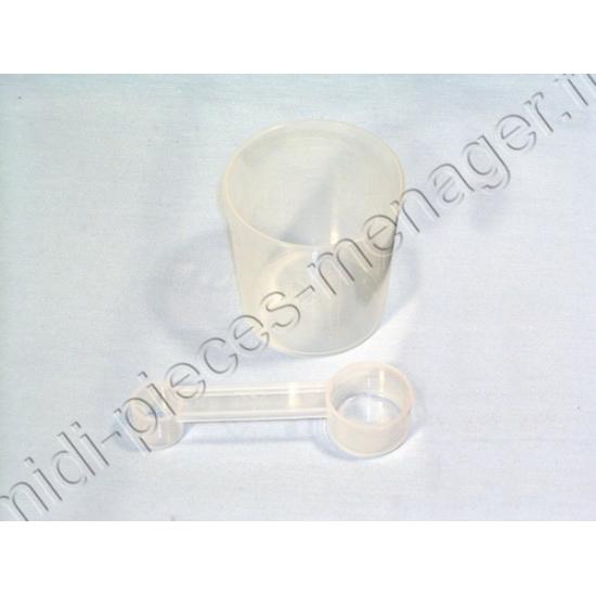 verre et cuillere mesure machine a pain kenwood bm300 bm 306 KW679327