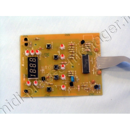 carte electronique machine a pain kenwood bm300 bm306 KW679344