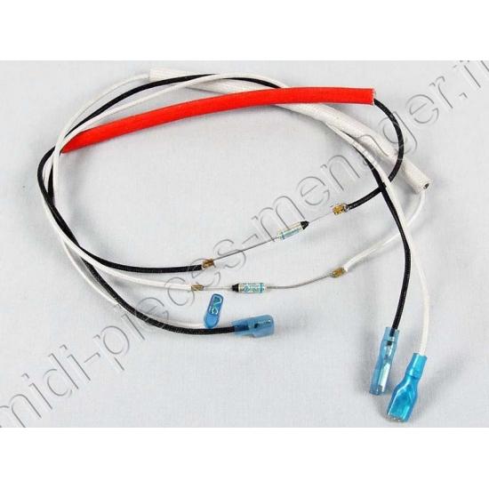 fusibles thermiques machine a pain kenwood bm450 KW714438
