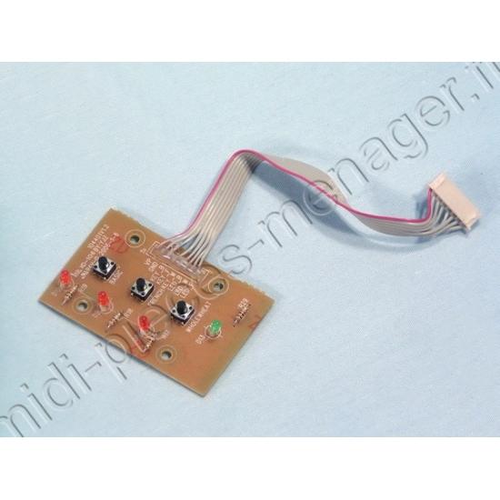 carte electronique alimentation machine a pain kenwood bm150 KW704577