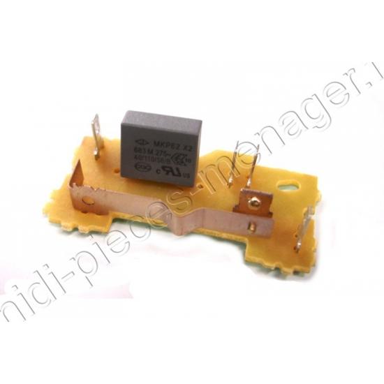 filtre antiparasite hachoir moulinex ss-989802