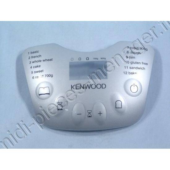 panneau de controle kenwood machine a pain bm210 KW701836