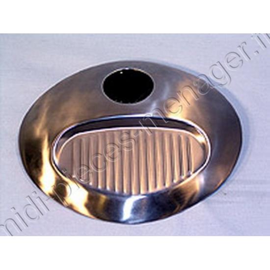 couvercle inox range tasse cafetiere kenwood KW702634