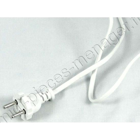 cordon d'alimentation blanc kenwood prospero KW707531