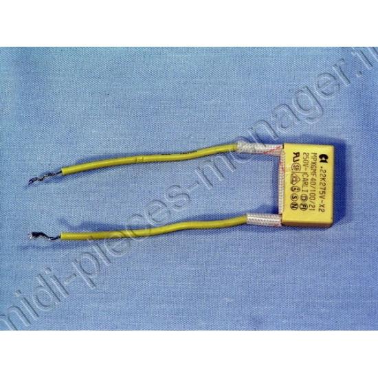 condensateur 22mf smoothie kenwood KW685587
