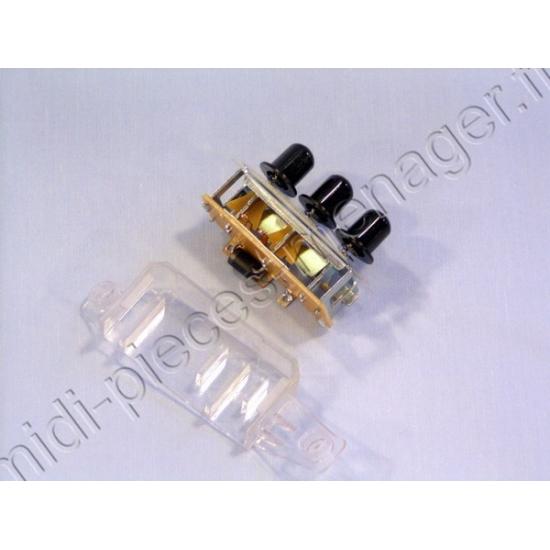 bouton selecteur vitesse smoothie kenwood KW681103