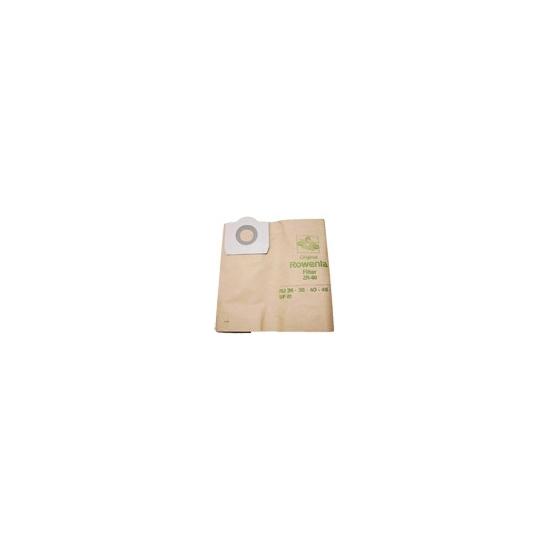 lot de 4 sacs papier aspirateur pro wet