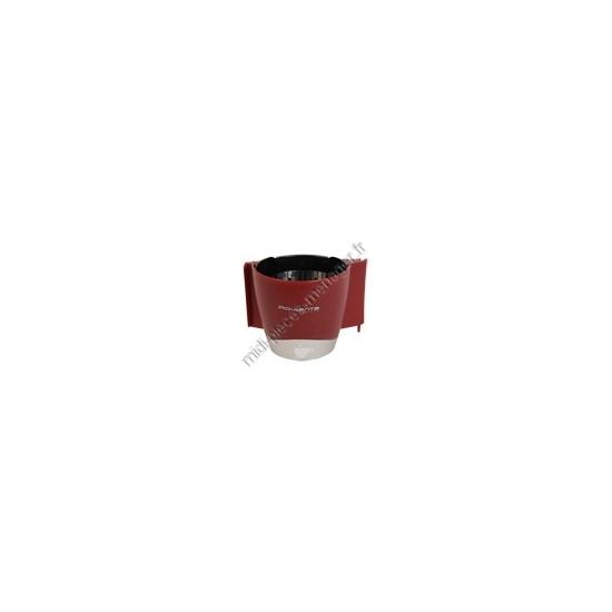 porte filtre rouge cafetiere rowenta adagio cg301 ss-200889