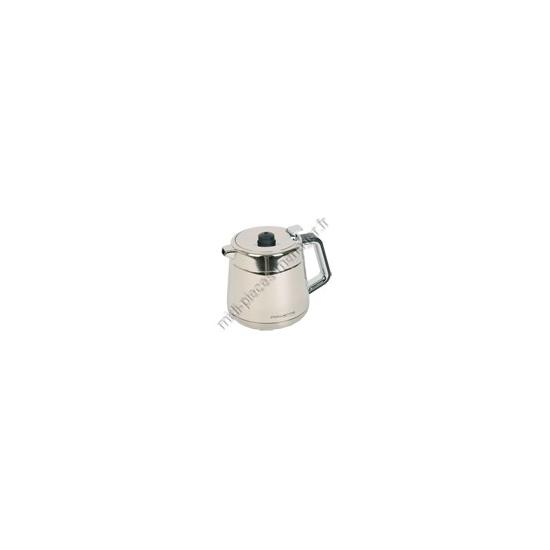 pot thermos rowenta brunch silver art ss-200016