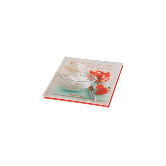 livres de recettes mes petits plats moulinex XR340000