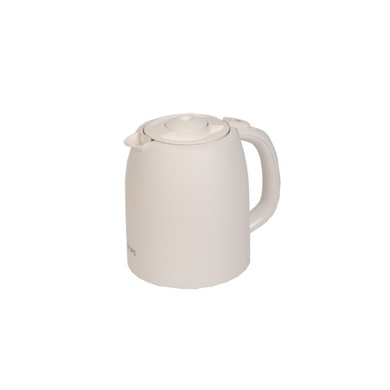 pot isotherme blanche cafetiere pro aroma krups F15B0K