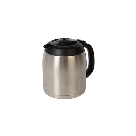 pot isotherme noir inox cafetiere pro aroma krups MS-621555