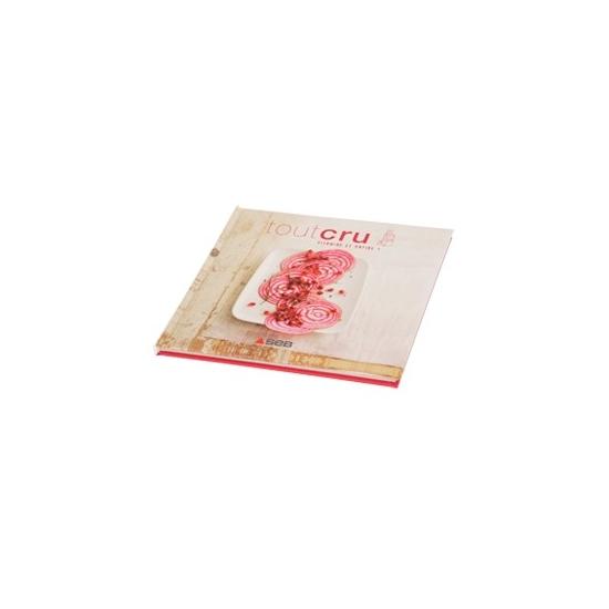 livre de recettes seb tout cru vitaminé et rapide XR230100