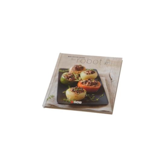 livre de recettes seb petits plats au robot XR230000