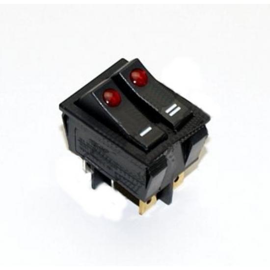 interrupteur double radiateur delonghi 5108007600