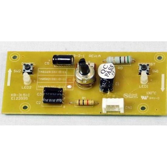 KW715439 - carte electronique toaster TTM470 KENWOOD
