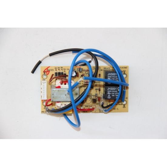 platine de puissance radiateur soufflant delonghi SUN1268