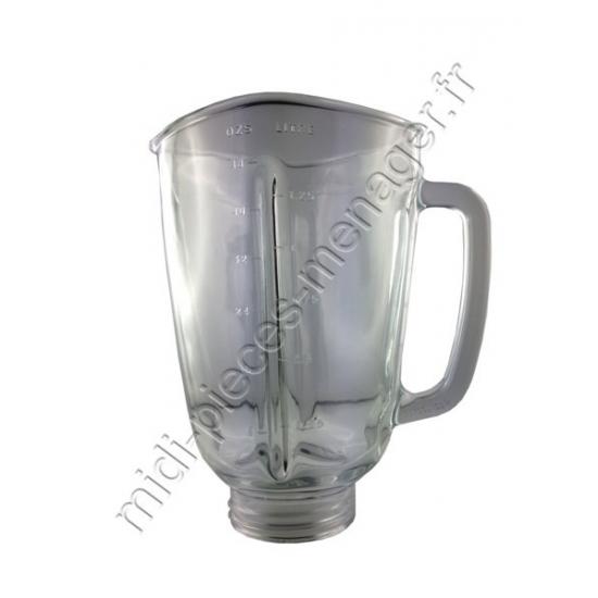 bol verre pour blender performa LM6208 moulinex SS-146113