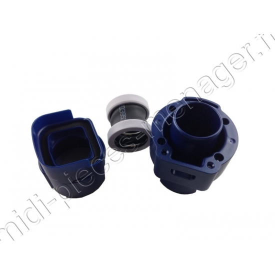 piston bleu avec ressort pour aspirateur balai air force RH84 rowenta RS-RH5595