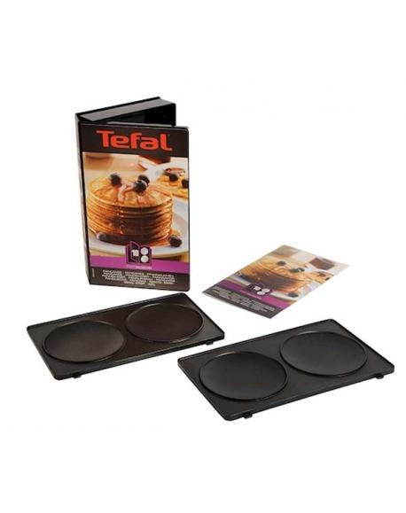 coffret pancake gaufrier snack collection sw85 tefal xa801012. Black Bedroom Furniture Sets. Home Design Ideas