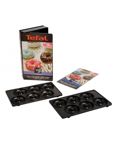 coffret beignets gaufrier snack collection sw85 tefal xa801112. Black Bedroom Furniture Sets. Home Design Ideas