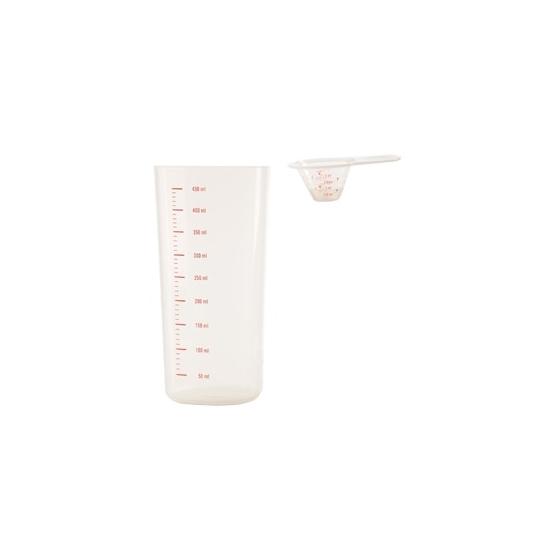 verre doseur avec cuillere machine a pain la fournee moulinex SS-992962