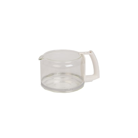 verseuse10 tasses blanche krups F0347010F