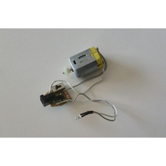 moteur et carte electronique epilateur soft extreme calor cs-00128621