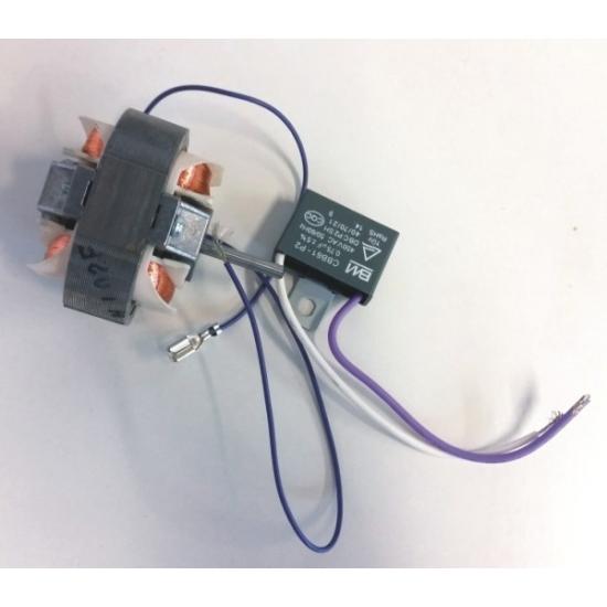 moteur avec condensateur chauffage balnea silence CALOR CS-00117227
