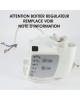 boitier commande seche serviette delonghi aurelia 7311471349