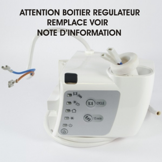 kit thermostat complet de regulation seche serviette delonghi AURELIA