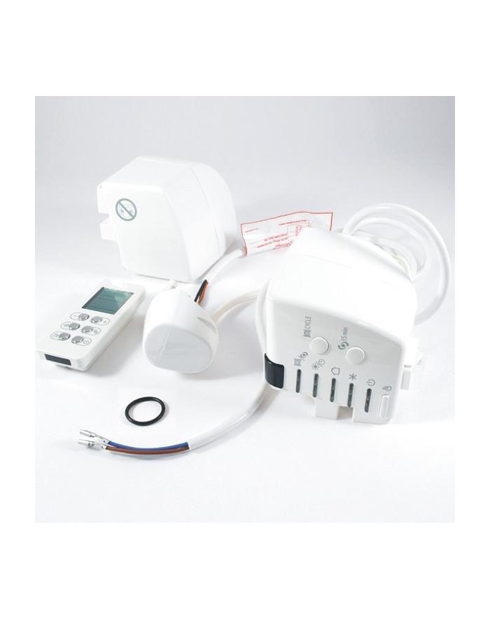 Kit Thermostat Complet De Regulation Seche Serviette