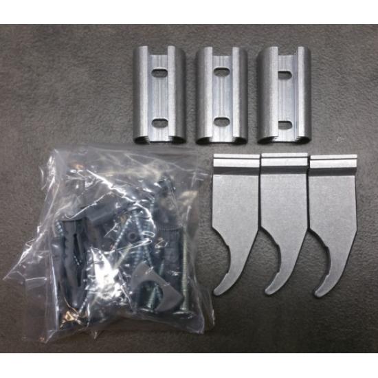 fixation pour radiateur galbe delonghi 5525010242