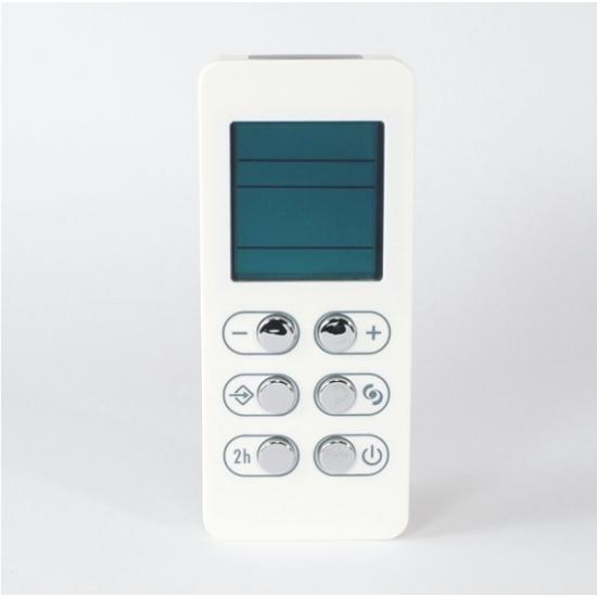 telecommande blanche slim2 radiateur RIALTO delonghi 5525010712