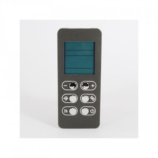 telecommande anthracite radiateur RIALTO dlonghi 5525010722