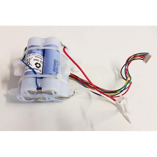 batterie aspirateur balai colombina XLR delonghi 5519210561