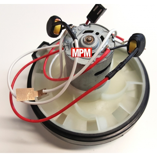 moteur aspirateur balai colombina XLR delonghi 5119210091