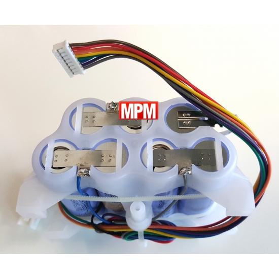 batterie aspirateur balai colombina XLR25LM delonghi 5519210741