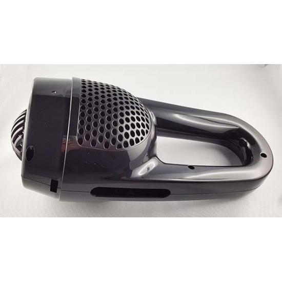 boitier droite gauche noir aspirateur dualio moulinex RS-RH5407
