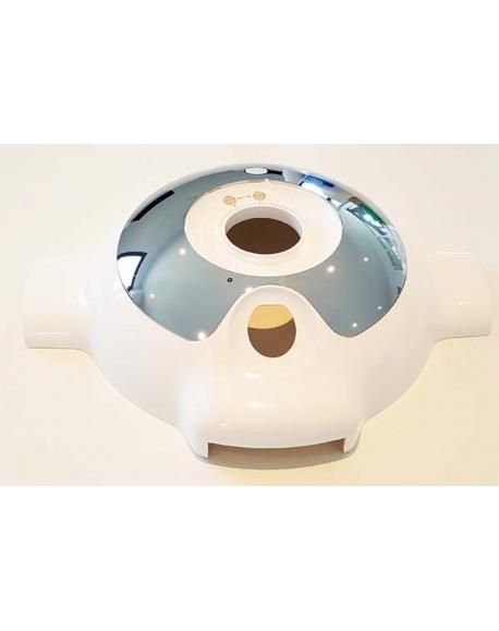 Couvercle Superieur Blanc Cuiseur Programmable Cookeo Ce70 Moulinex Ss 993430 Ss 994799