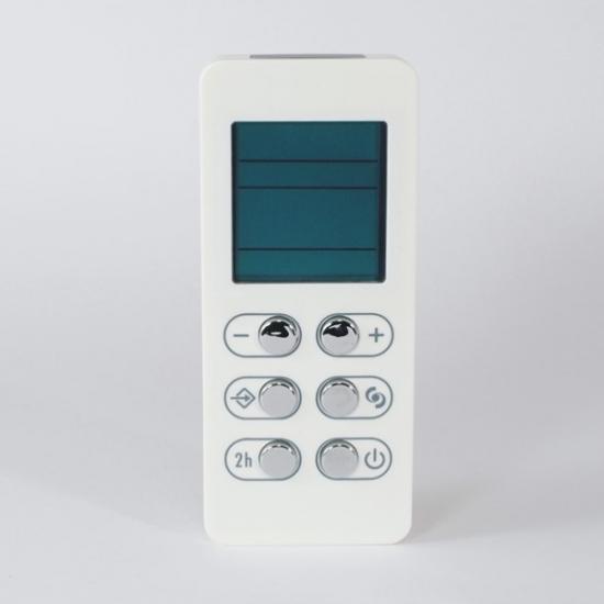 telecommande blanche slim2 radiateur ROMEO delonghi