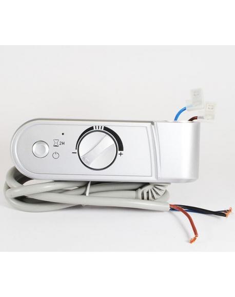 Boitier De Commande Thermostat Chrome Seche Serviette Delonghi